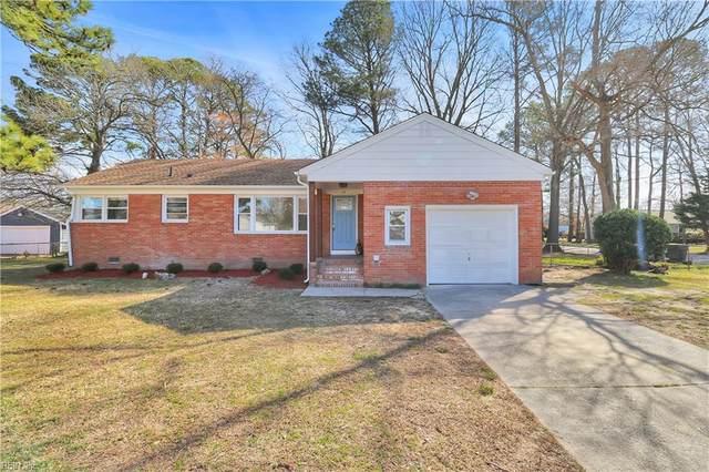 42 Glenhaven Dr, Hampton, VA 23664 (#10366152) :: Abbitt Realty Co.
