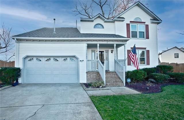 1 Devore Ave, Hampton, VA 23666 (#10366172) :: The Bell Tower Real Estate Team