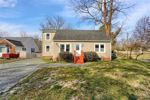 255 Lucas Creek Rd, Newport News, VA 23602 (#10366235) :: Berkshire Hathaway HomeServices Towne Realty