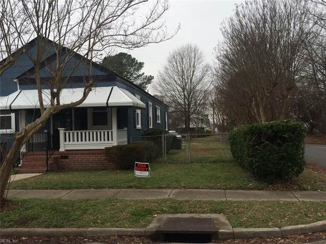 928 Vermont Ave, Portsmouth, VA 23707 (#10366236) :: RE/MAX Central Realty
