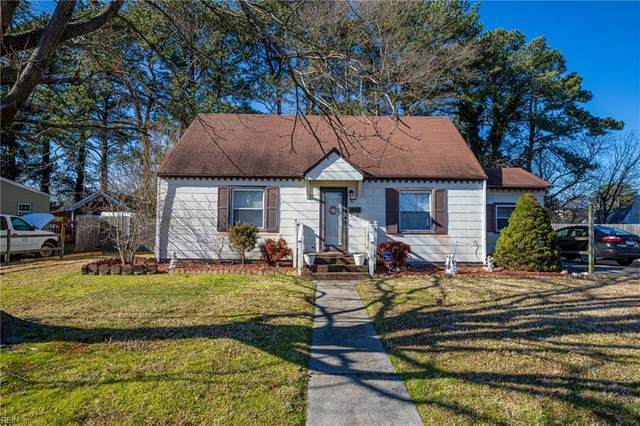 92 Wyoming Ave, Portsmouth, VA 23701 (#10366280) :: Berkshire Hathaway HomeServices Towne Realty