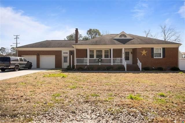 3113 Ferguson Dr, Portsmouth, VA 23703 (#10366281) :: Berkshire Hathaway HomeServices Towne Realty