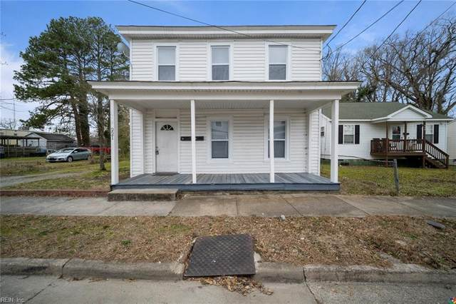 221 North St, Suffolk, VA 23434 (#10366345) :: The Bell Tower Real Estate Team