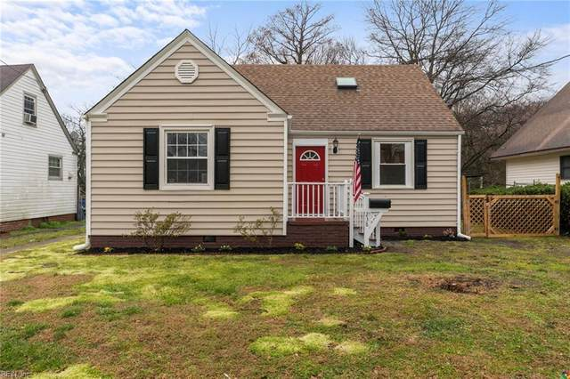 238 Plover Dr, Portsmouth, VA 23704 (#10366372) :: Tom Milan Team