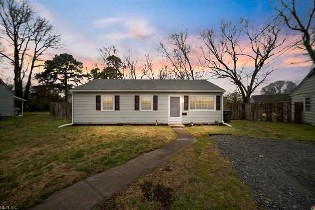 811 Morris St, Hampton, VA 23663 (#10366385) :: Atkinson Realty