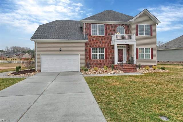 601 Marks Pond Way, York County, VA 23188 (#10366397) :: The Bell Tower Real Estate Team