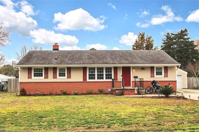 351 Whealton Rd, Hampton, VA 23666 (#10366452) :: Abbitt Realty Co.