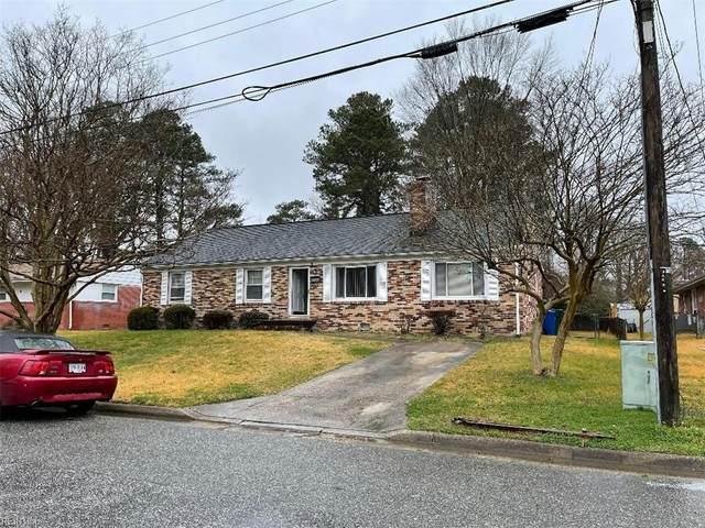 4 Rosewood Ln, Newport News, VA 23602 (#10366455) :: Crescas Real Estate