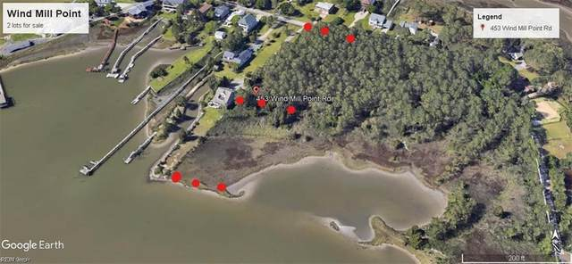 453 Wind Mill Point Rd, Hampton, VA 23664 (#10366463) :: Atkinson Realty