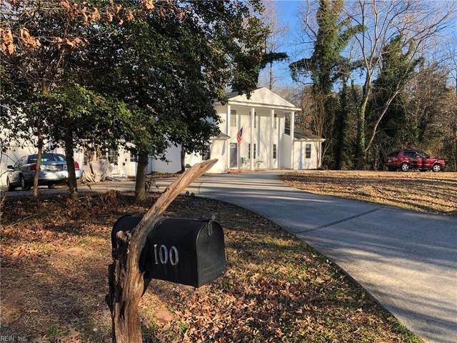 100 Shellbank Dr, James City County, VA 23185 (#10366466) :: Abbitt Realty Co.