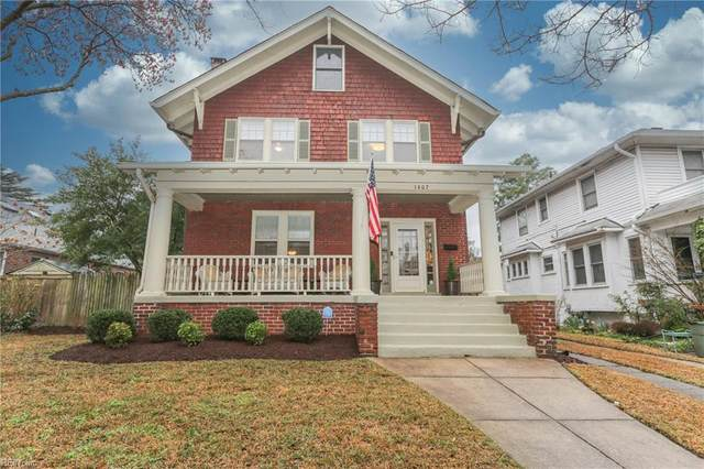 1407 Westover Ave, Norfolk, VA 23507 (#10366499) :: The Bell Tower Real Estate Team