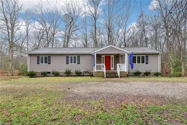117 Deerwood Dr, James City County, VA 23188 (#10366505) :: Team L'Hoste Real Estate