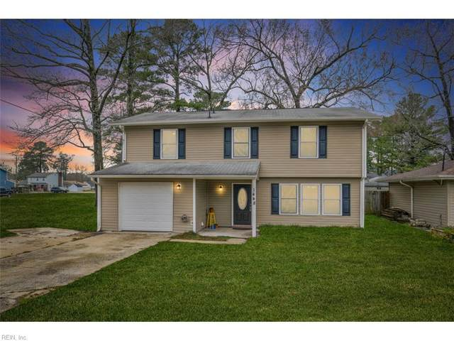 1448 Culpepper Ave, Chesapeake, VA 23323 (#10366547) :: Berkshire Hathaway HomeServices Towne Realty