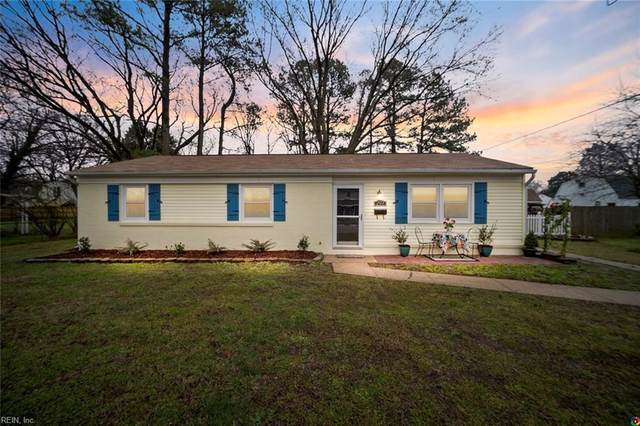 297 Colony Rd, Newport News, VA 23602 (#10366550) :: The Bell Tower Real Estate Team