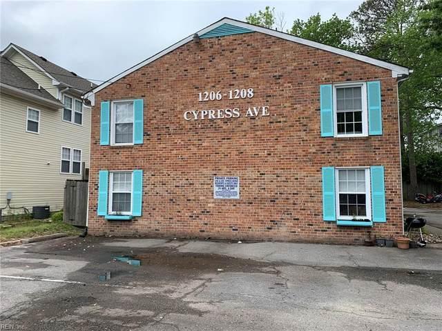 1206 Cypress Ave, Virginia Beach, VA 23451 (MLS #10366572) :: AtCoastal Realty