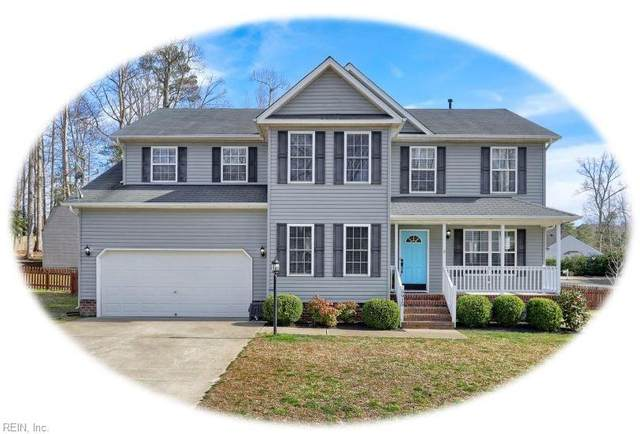 5915 Montpelier Dr, James City County, VA 23188 (#10366589) :: The Bell Tower Real Estate Team