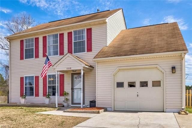 500 Oak Grove Ct, Suffolk, VA 23434 (#10366627) :: Team L'Hoste Real Estate