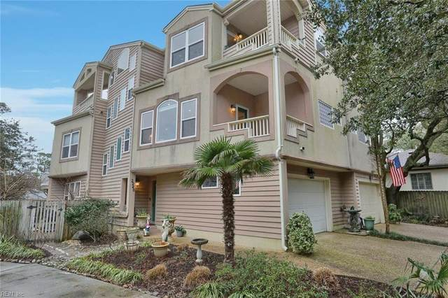 2240 Woodlawn Ave, Virginia Beach, VA 23455 (#10366630) :: The Bell Tower Real Estate Team
