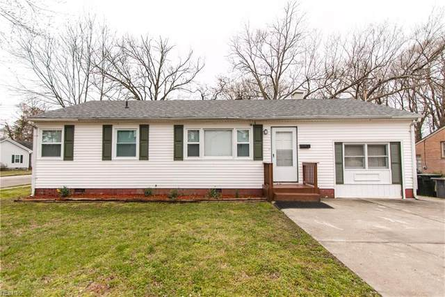 601 Cromer Ct, Hampton, VA 23661 (#10366641) :: Crescas Real Estate