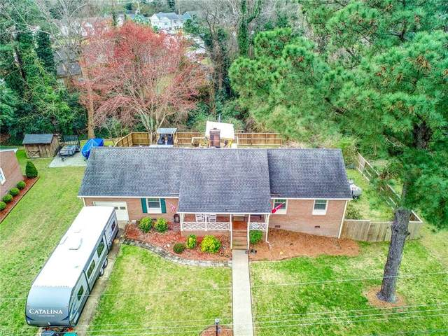 605 Azalea Ct, Suffolk, VA 23434 (#10366658) :: The Bell Tower Real Estate Team