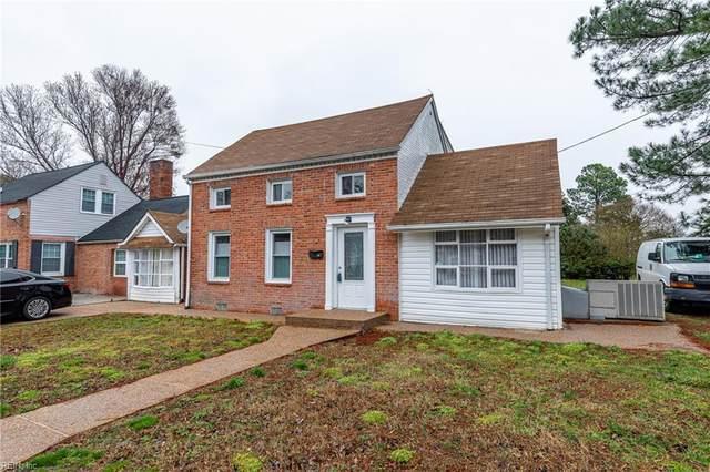 18 Langston Blvd, Hampton, VA 23666 (#10366661) :: The Bell Tower Real Estate Team