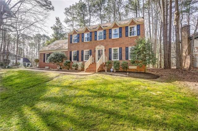 201 Old Cart Rd, James City County, VA 23188 (#10366692) :: Berkshire Hathaway HomeServices Towne Realty