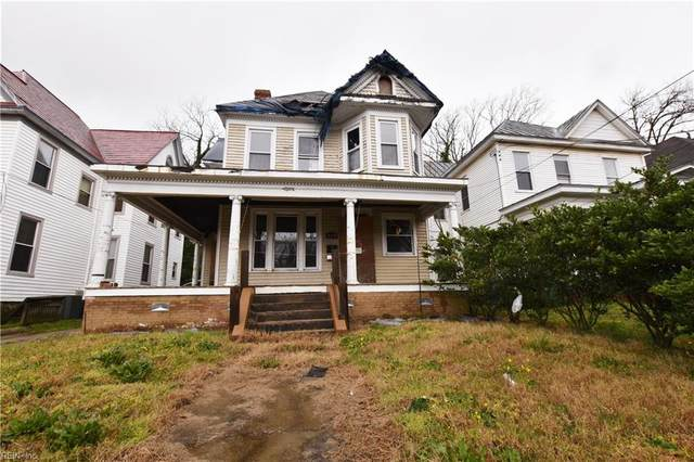 219 Clay St, Suffolk, VA 23434 (#10366712) :: The Bell Tower Real Estate Team