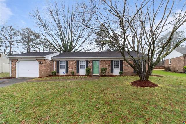 2129 Haverford Dr, Chesapeake, VA 23320 (#10366752) :: Verian Realty
