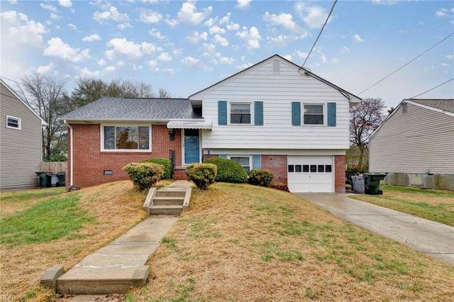 104 Lancaster Ter, Hampton, VA 23666 (#10366819) :: The Bell Tower Real Estate Team
