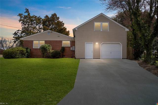8069 Lynnbrook Dr, Norfolk, VA 23518 (#10366826) :: Crescas Real Estate
