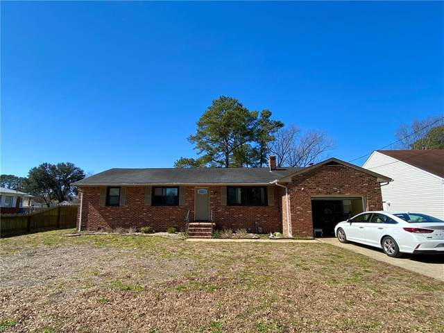 1117 Hazel Ave, Chesapeake, VA 23325 (#10366829) :: Crescas Real Estate