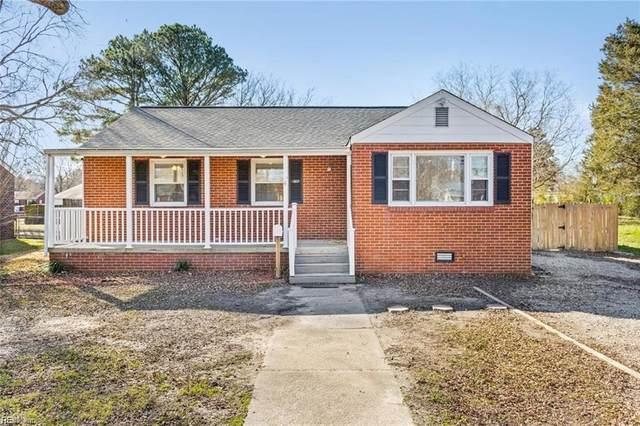1817 Broadstreet Rd, Hampton, VA 23666 (MLS #10366830) :: AtCoastal Realty