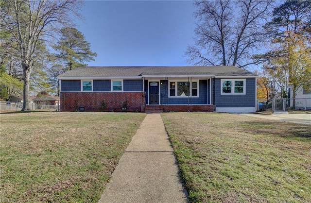 601 Cornwall Rd, Portsmouth, VA 23701 (#10366831) :: Crescas Real Estate