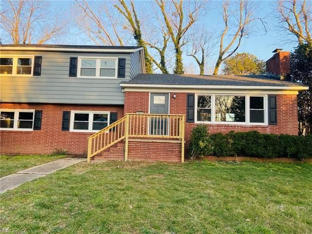 18 Brookfield Dr, Hampton, VA 23666 (#10366852) :: The Bell Tower Real Estate Team