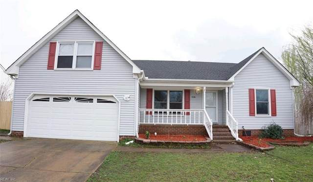 556 Willow Bend Dr, Chesapeake, VA 23323 (#10366873) :: The Bell Tower Real Estate Team