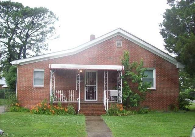 3300 Killian Ave, Portsmouth, VA 23704 (#10366919) :: Avalon Real Estate