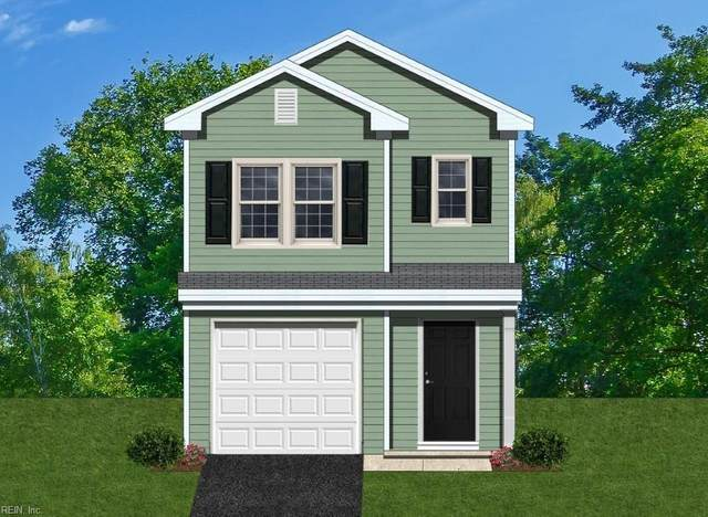 LOT 6 Raleigh Ave, Suffolk, VA 23434 (#10366928) :: The Bell Tower Real Estate Team