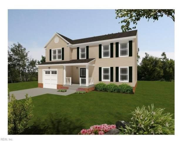 1431 E Pembroke Ave, Hampton, VA 23663 (#10366930) :: The Bell Tower Real Estate Team
