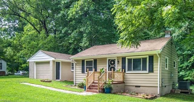 115 Church St, James City County, VA 23185 (#10366942) :: Team L'Hoste Real Estate