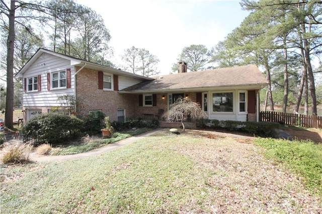 2708 Hood Cir, Virginia Beach, VA 23454 (#10366965) :: Verian Realty