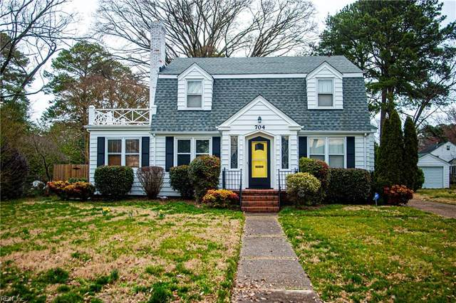 704 River Rd, Newport News, VA 23601 (#10366974) :: Atlantic Sotheby's International Realty