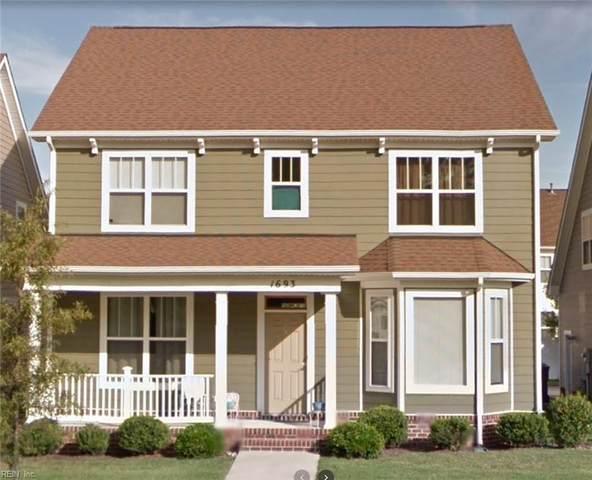 1693 Briarfield Rd, Hampton, VA 23669 (#10366980) :: Verian Realty