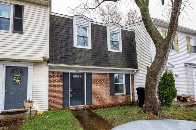 1516 Fairfax Dr, Virginia Beach, VA 23453 (#10366998) :: Rocket Real Estate