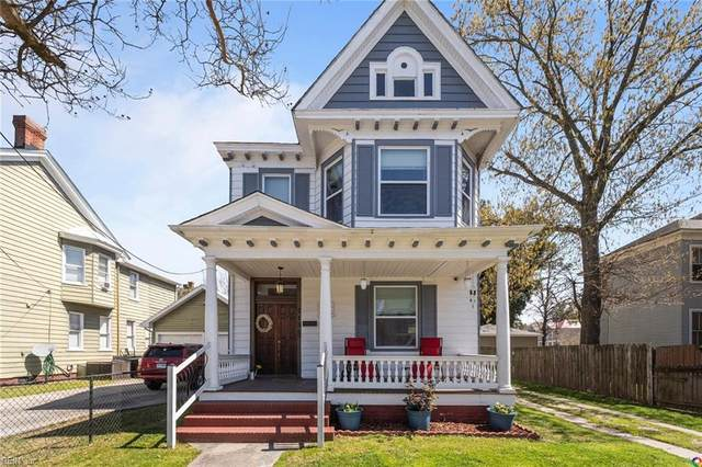 215 Webster Ave, Portsmouth, VA 23704 (#10367018) :: Atlantic Sotheby's International Realty