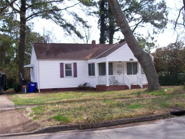 2706 Lens Ave, Norfolk, VA 23509 (#10367023) :: The Bell Tower Real Estate Team