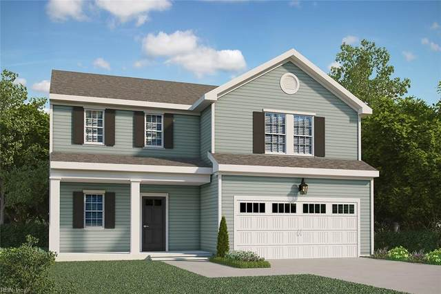 105 Village Pointe Dr, Suffolk, VA 23432 (#10367035) :: Verian Realty
