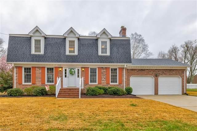 3409 Freemason Dr, Portsmouth, VA 23703 (#10367040) :: Berkshire Hathaway HomeServices Towne Realty