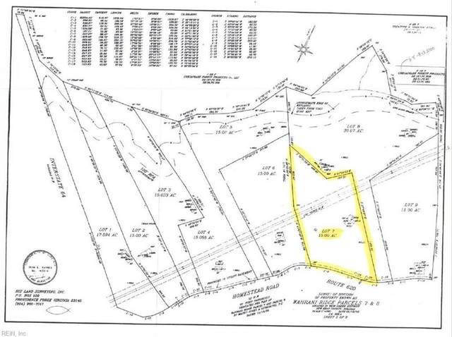 7 Homestead Rd, New Kent County, VA 23089 (#10367066) :: Community Partner Group