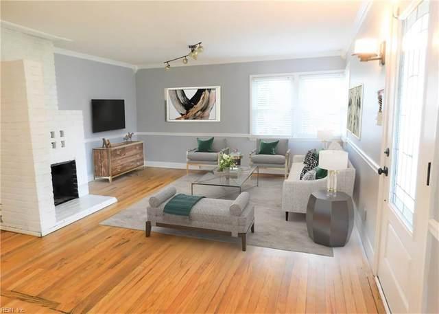 8203 Mercer Dr, Norfolk, VA 23505 (#10367076) :: Team L'Hoste Real Estate