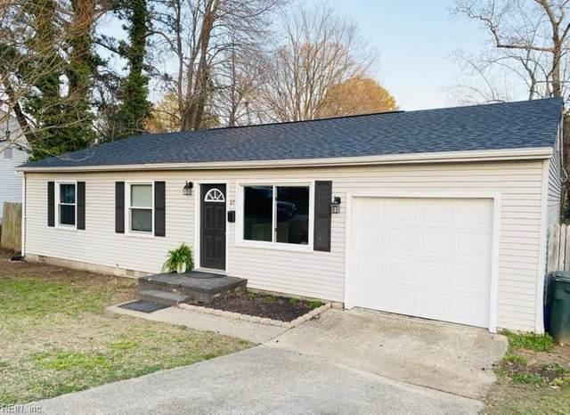 27 Linda Dr, Newport News, VA 23608 (#10367077) :: Atlantic Sotheby's International Realty